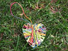 Valentine String Heart Tutorial