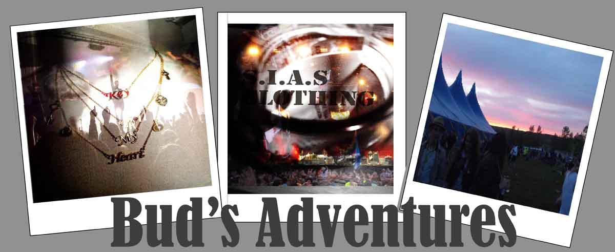 Bud's Adventures