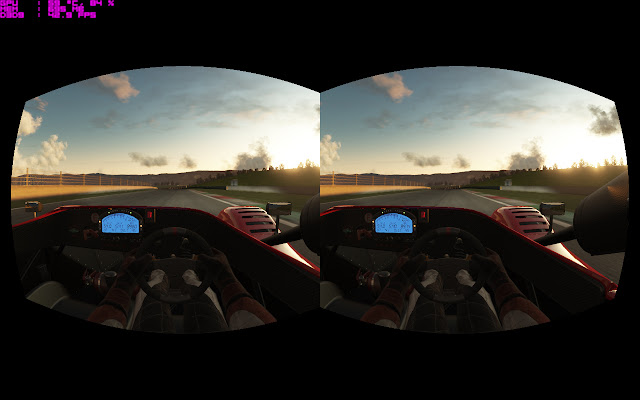 Oculus Rift plugin