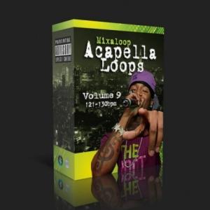 [dead] Mixaloop Acapella Loop Pack 9 [WAV] screenshot