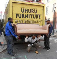 Part TIme Furniture Movers Wanted