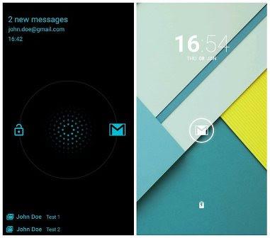 Aplikasi Lockscreen Android Paling Unik Ringan Terbaik Terkeren Terbaru