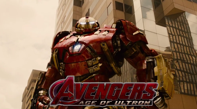 Watch 'Avengers: Age of Ultron' Official Movie Trailer Initial Review