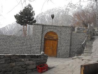 Ismaili Jamat Khana - Karimabad Hunza - Pakistan