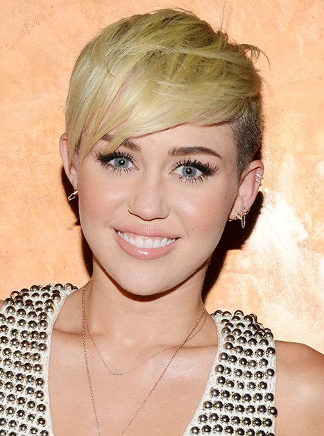 As Miley Cyrus blossoms into an attractive adult woman she is