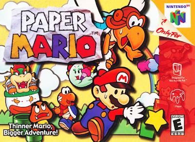 Paper Mario 64 En Espanol Para Project 64