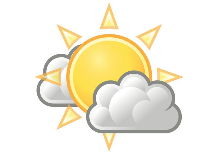 Cloudy Weather Symbol