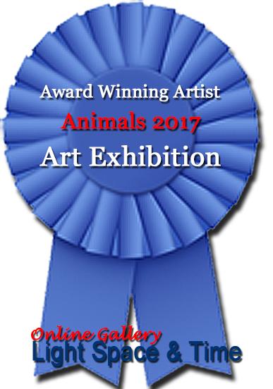 Award Winning Artist 2017