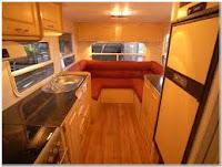 motor home kitchen