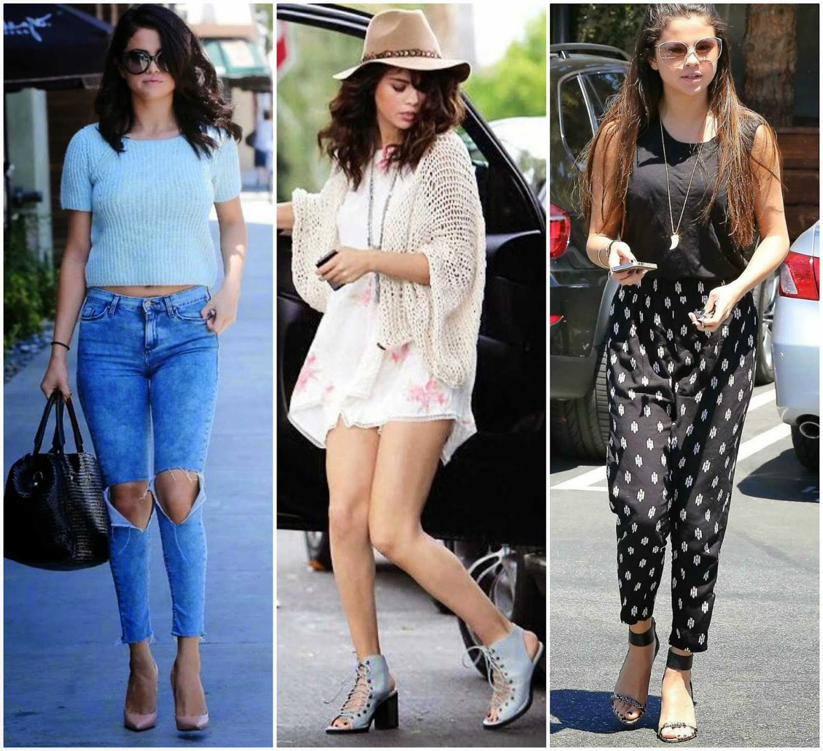 the gallery for gt selena gomez casual fashion 2014