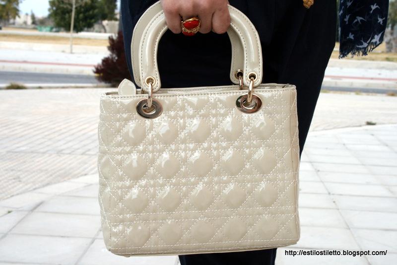 Birds navy estilo stiletto by leticia p rez personal - Personal shopper alicante ...