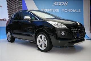 Le nouveau Peugeot 3008