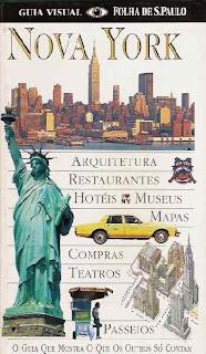 capa Guia Visual Nova York
