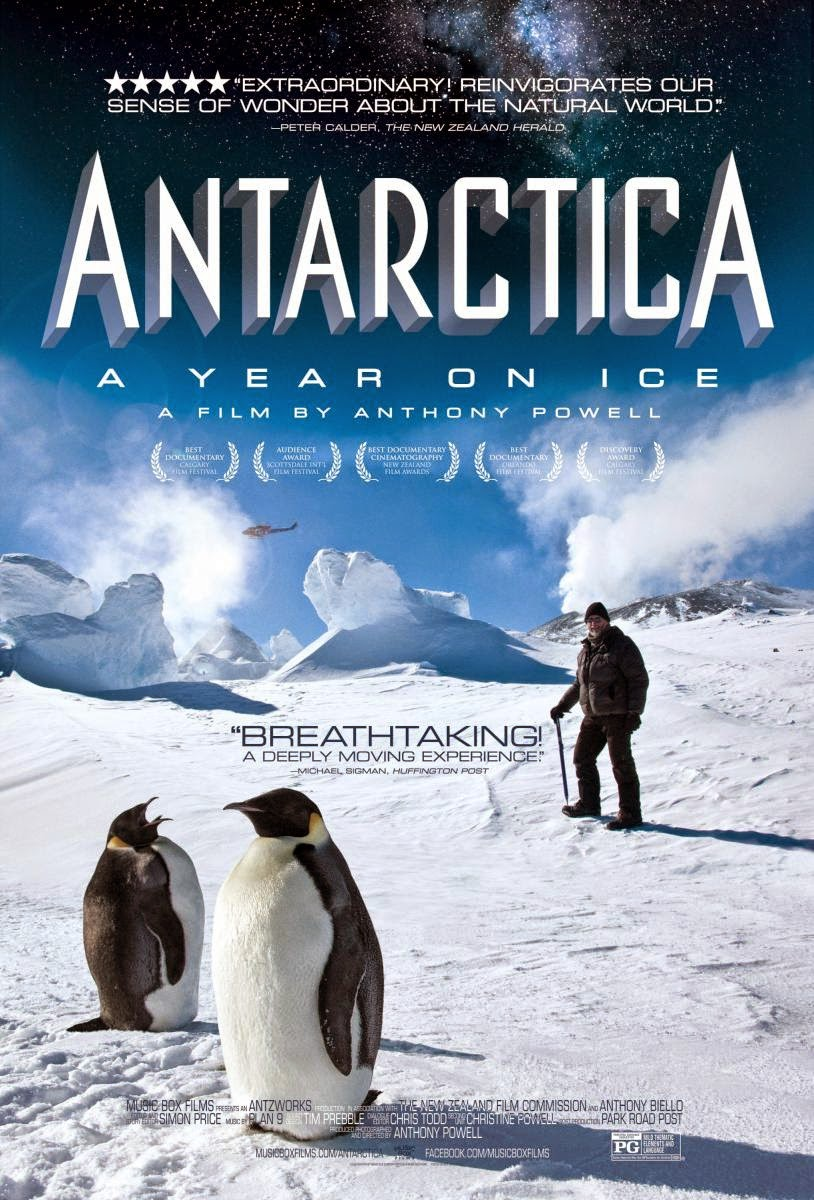 Ver Antarctica: A Year On Ice (2013) Online