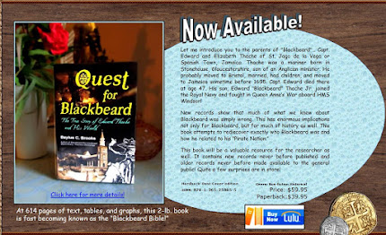Quest for Blackbeard
