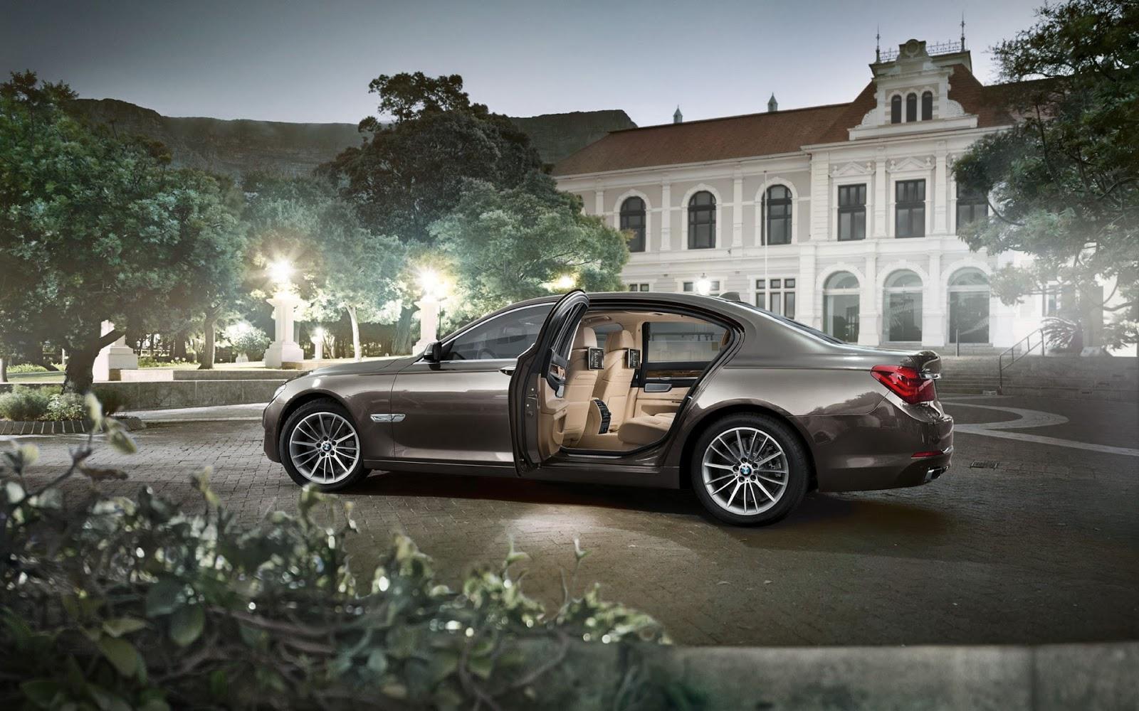 All \'bout Cars: BMW F01/F02/F03/F04