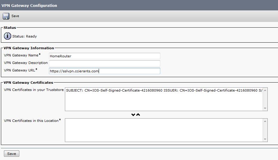 Peter Revill Ccie Blog How To Configure Asa Ssl Vpn Iphone
