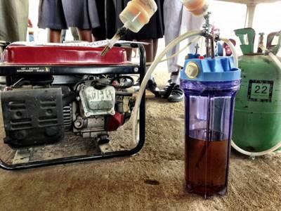 generator urine-1