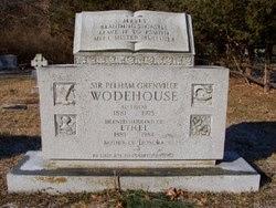 Wodehouse grave