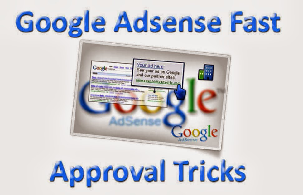 adsense approval full tutorial 2014
