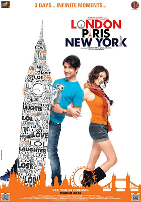 London Paris New York (2012)