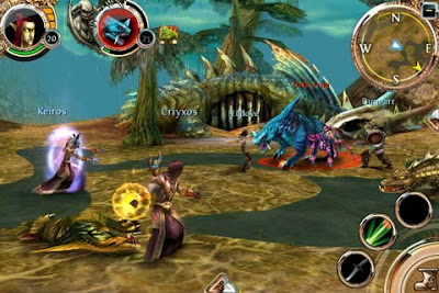 Order & Chaos Online cellulare