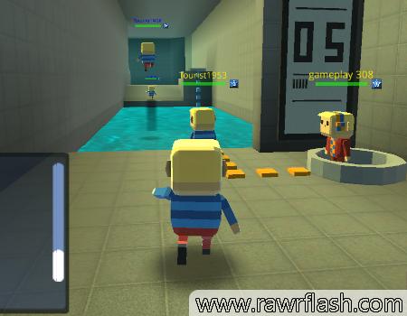 Jogos de minecraft e kogama: Kogama- Portal 2