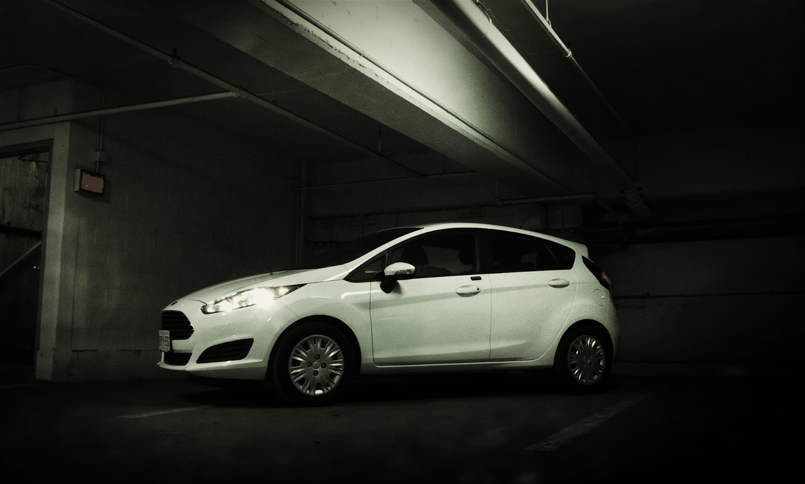2014 Ford Fiesta EcoBoost SFE