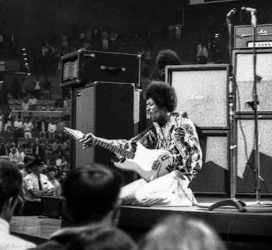 Jimi ... Seatlle 1968