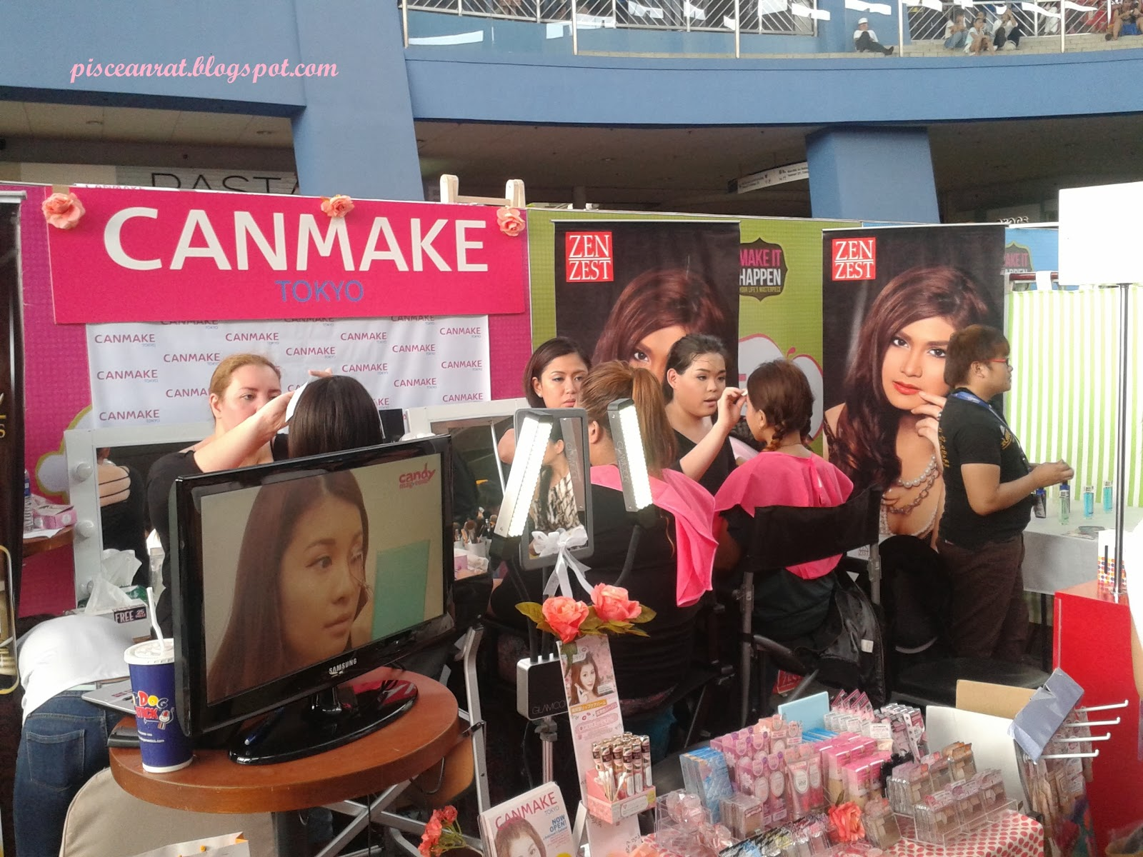 canmake tokyo