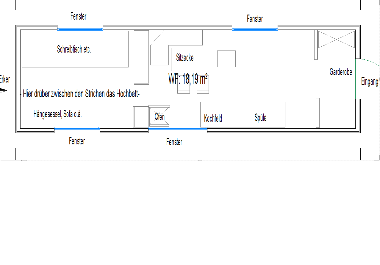 bauwagen die planung steht. Black Bedroom Furniture Sets. Home Design Ideas