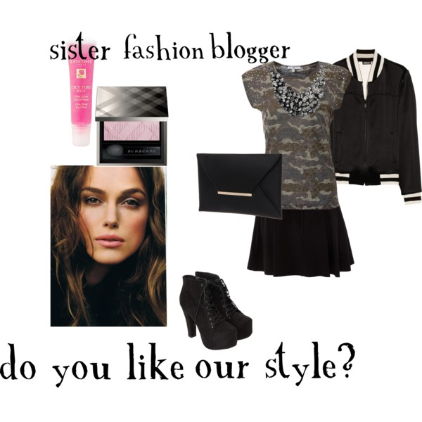 Chic And Rock Sister Fashion Blogger