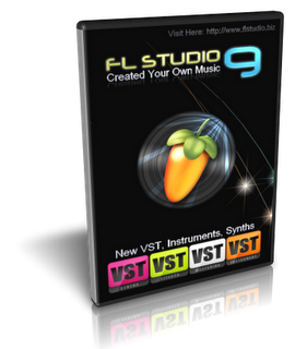Download FL Studio XXL 9.1 Full Crack