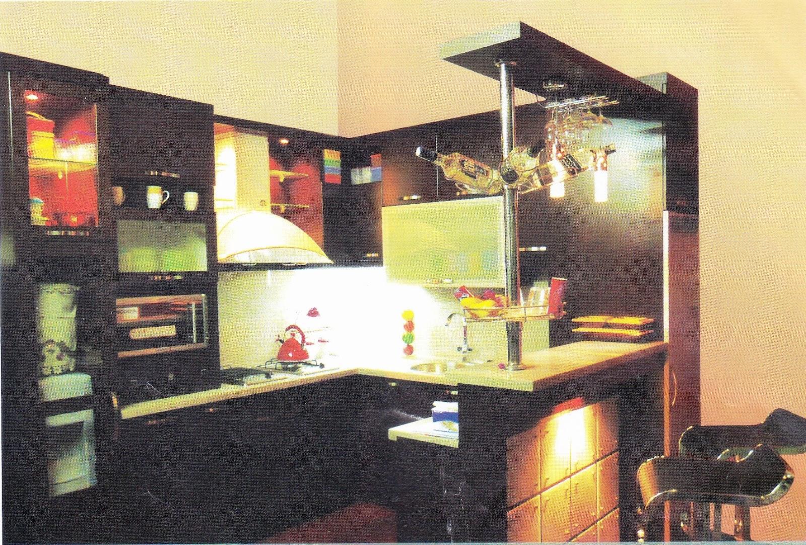 Kitchen set interior exterior dan pemasangan alumunium for Pemasangan kitchen set