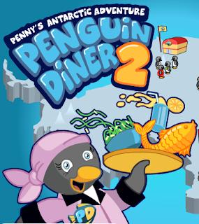 لعبة مطعم البطريق