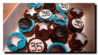 Souhait d'anniversaire 35 ans