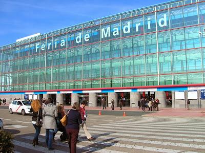 IFEMA, Feria de Madrid, Fitur, round the world, La vuelta al mundo de Asun y Ricardo, mundoporlibre.com