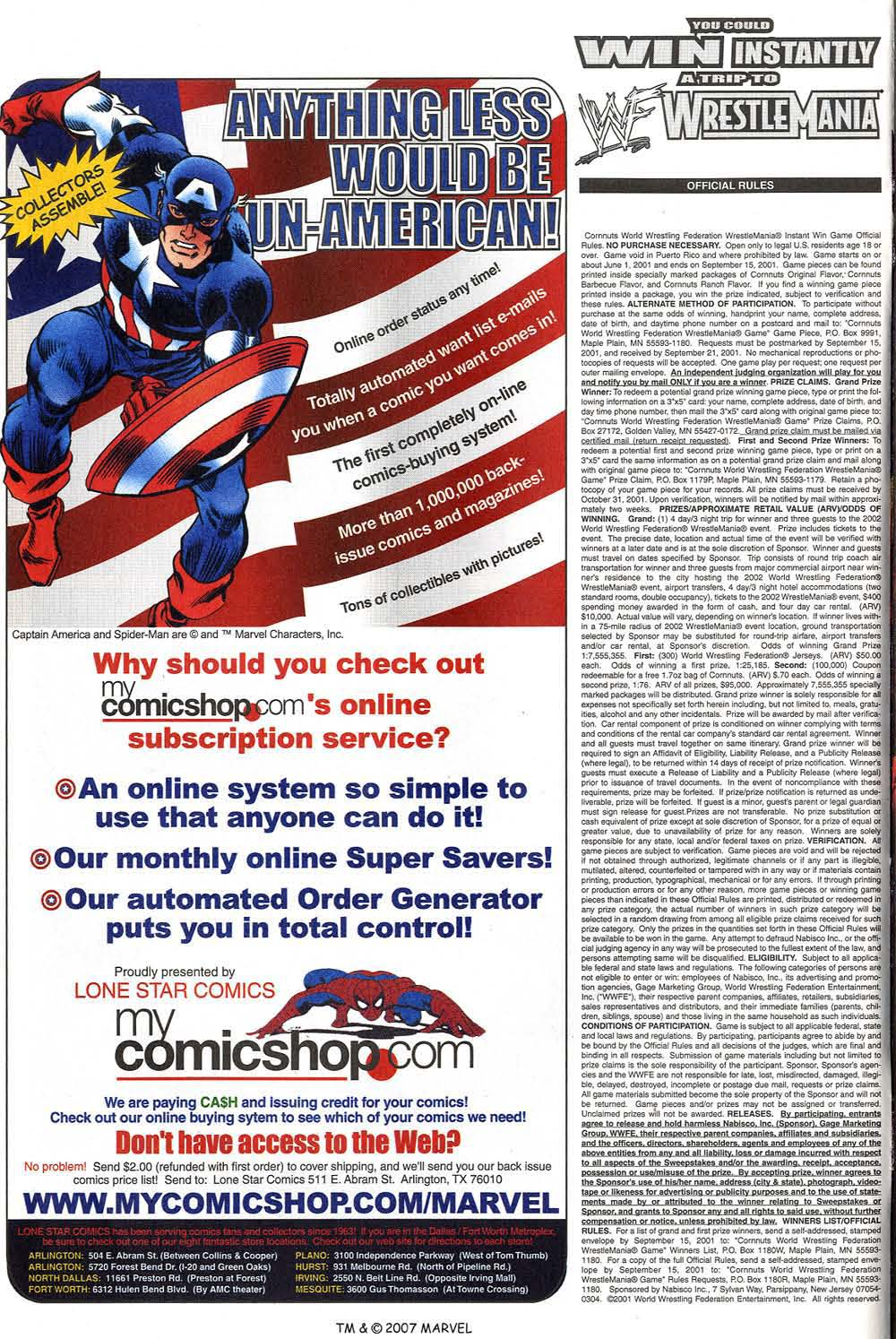 Captain America (1998) Issue #44 #51 - English 8