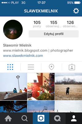 https://www.instagram.com/slawekmielnik/