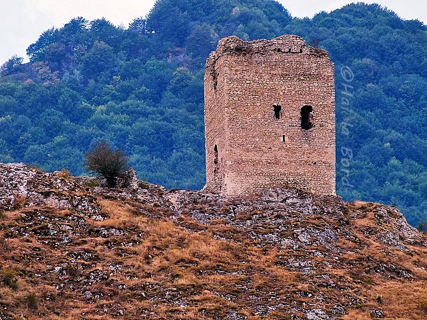 turn cetatea coltesti rimetea