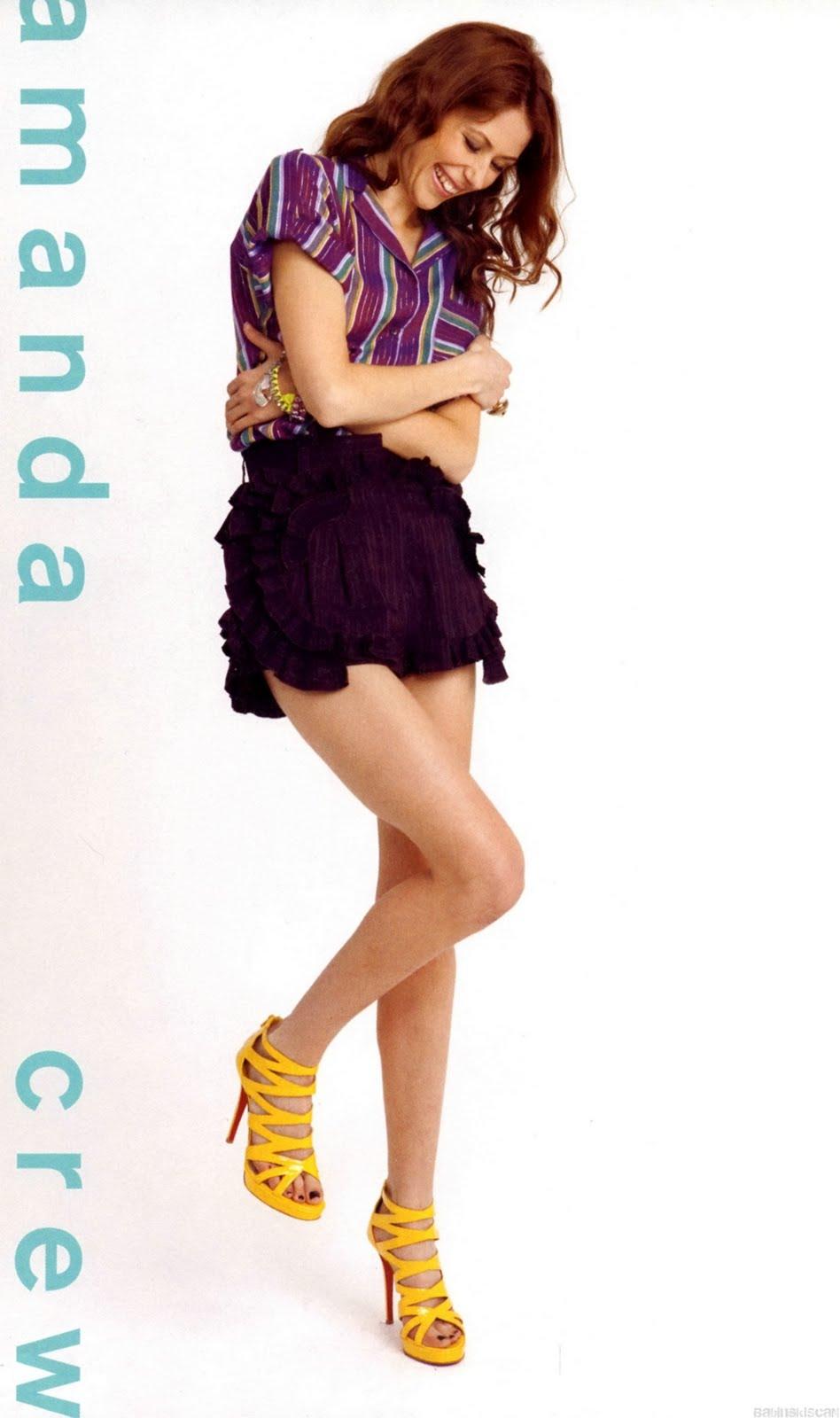 milf in very short skirt