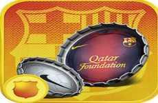 FC Barcelona Capball: juego de fútbol chapas del Barcelona para iPhone, iPad y iPod Touch