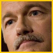 Jack Layton's Political Moustache