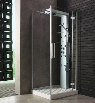 Decoraciones y mas duchas modernas para tu ba o en el 2013 for Duchas de bano modernas