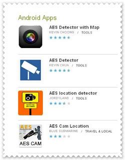 Aplikasi Pengesan AES