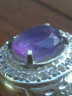 purple amethyst