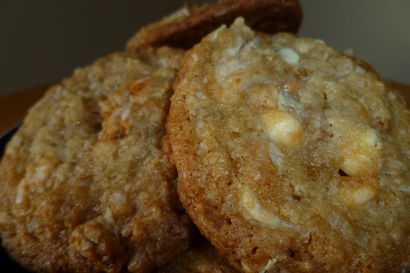 The Pastry Chef's Baking: Toffee and White Chocolate Chunk Cookies