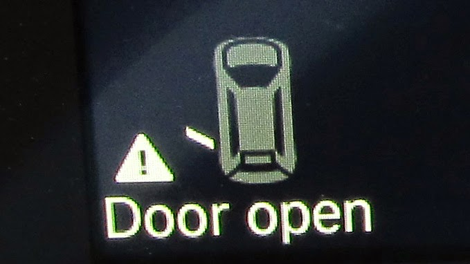 Touchy \ Door Ajar\  Warning Light an Issue With Early i3 Builds & The Electric BMW i3: Touchy \