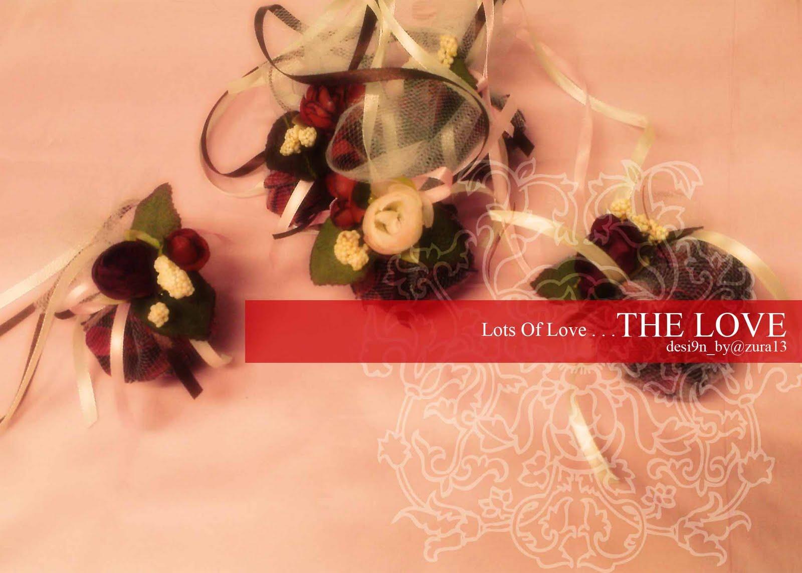 The love door gifts wedding for Idea door gift cukur jambul