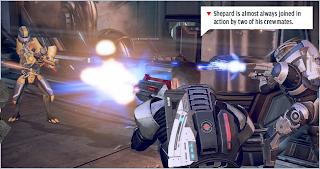 New Mass Effect 3 Screenshots